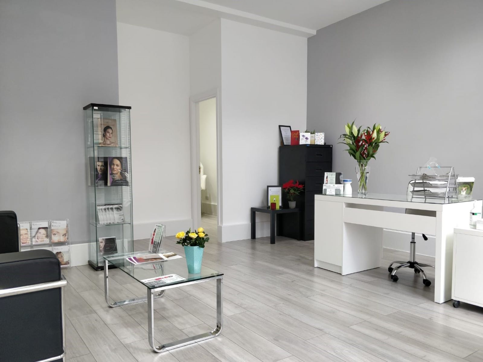 Your Slimming Clinic Reception - Bournemouth